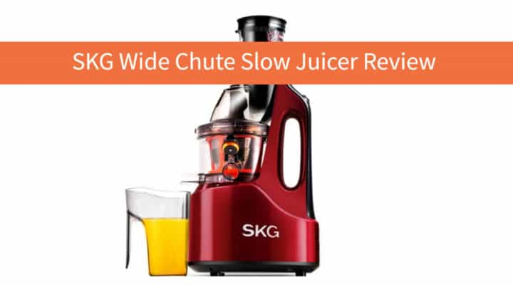 Review Slow Juicer Skg : Juicer Reviews vegByte