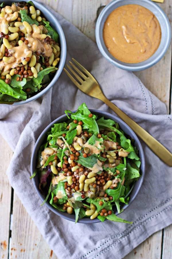 High-Protein Salad