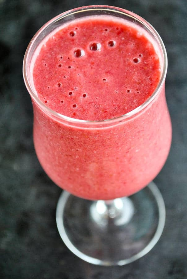 Cherry and Date Smoothie