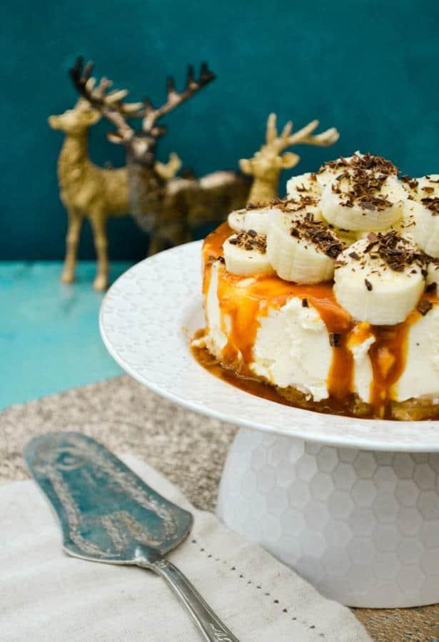 Banoffee Pie Cheesecake