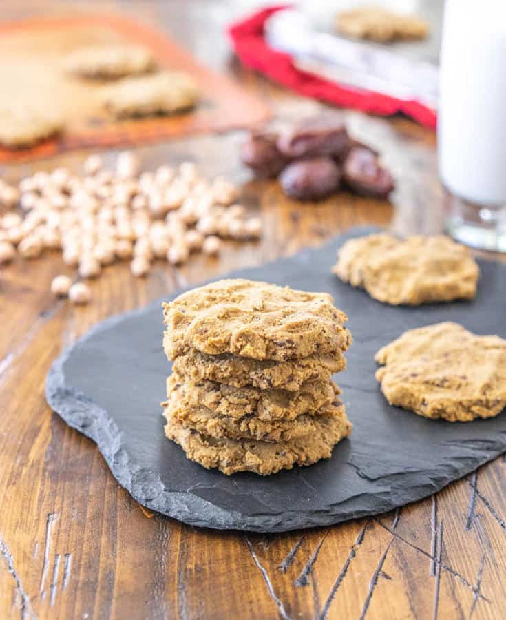 Cacao Chip Protein Cookies (Gluten-Free)