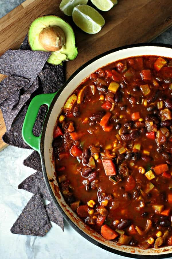 Summertime Chili (High Protein)