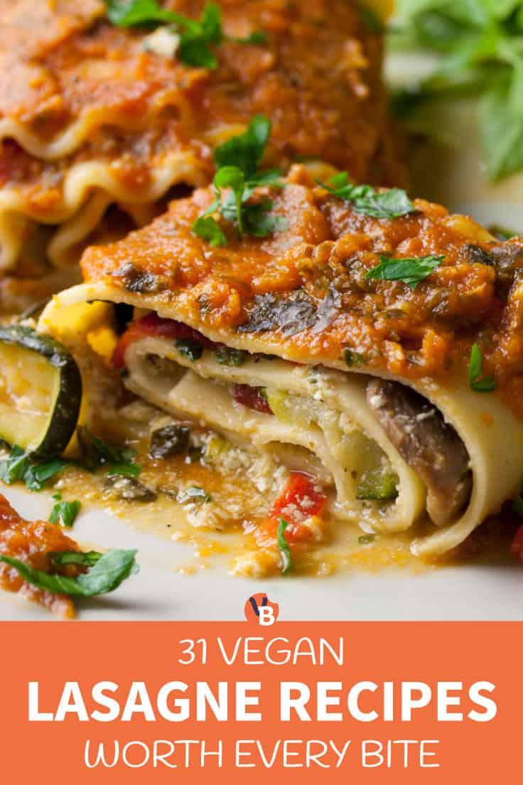 31 Vegan Lasagne Recipes Worth Every Bite