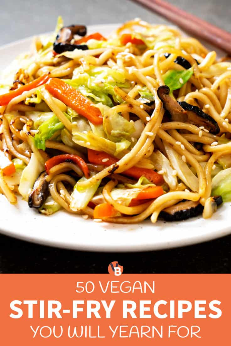 50 Vegan Stir-Fry Recipes You Will Yearn For