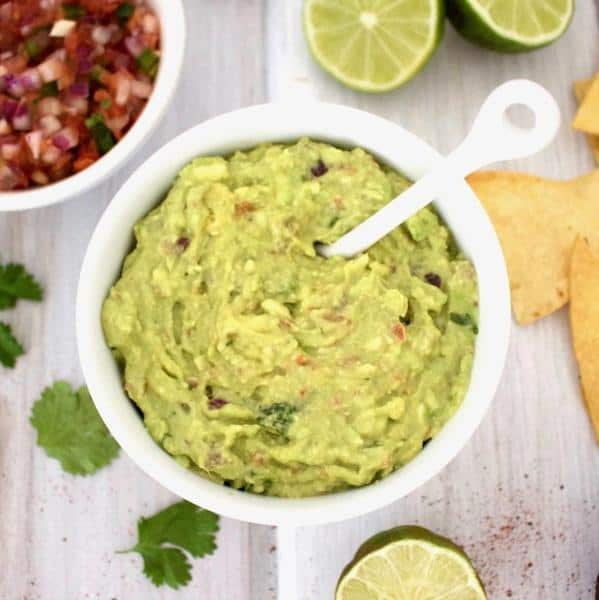 Five Minute Guacamole