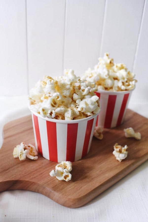 Chilli 'Cheese' Popcorn