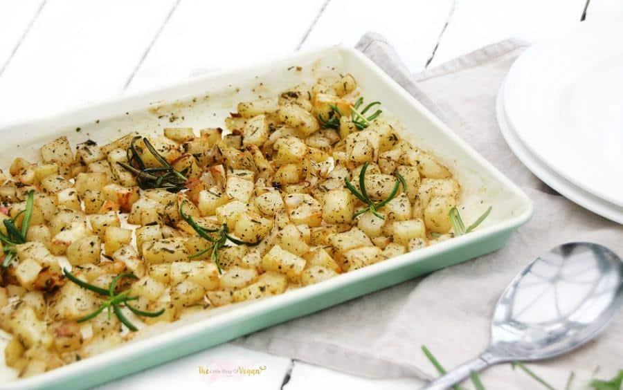 Herby Potato Bites