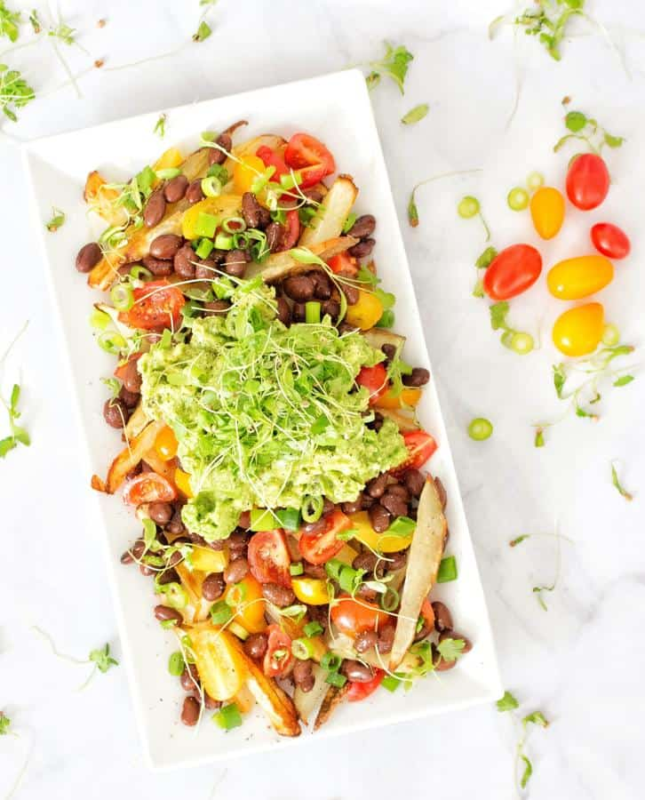 Mexican Loaded French Fries