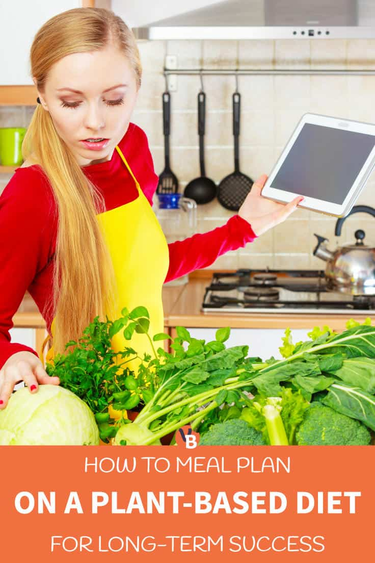 How to Meal Plan on a Plant-Based Diet